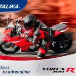 Italika presentó sus nuevos modelos Vort-X 200, Vort-X 300 y Vort-X300R