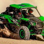 Kawasaki y su consolidación dentro del mercado de Off-road