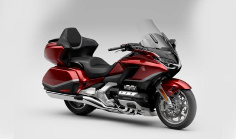 Honda GL1800 Gold Wing, la nueva motocicleta para los amantes del turismo en carretera