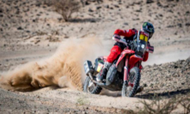 Brabec y Cornejo se alinean para el Rally de Sonora  por parte del Monster Energy Honda Team