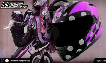 Casco SS1310 Spell Bound™ de Speed And Strength®