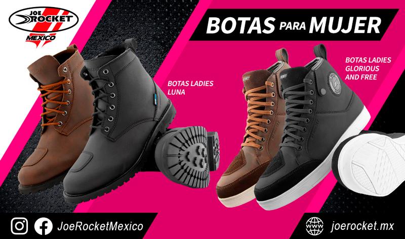 Botas para mujer JOE ROCKET México