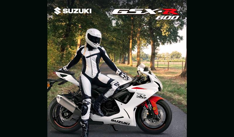 GSX-R600 2021, es sinónimo de grandeza