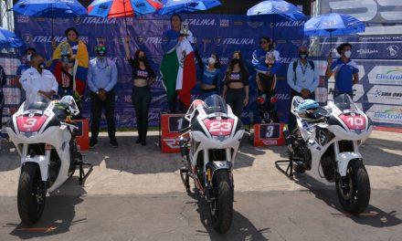 Arrancó el serial femenilde ITALIKA Racing