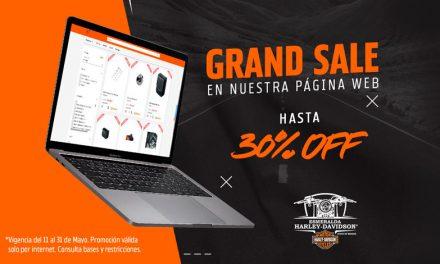 ¡Tu compra Harley-Davidson en un solo click!