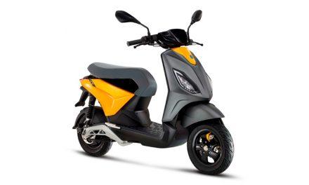 Piaggio One, el scooter eléctrico de Piaggio