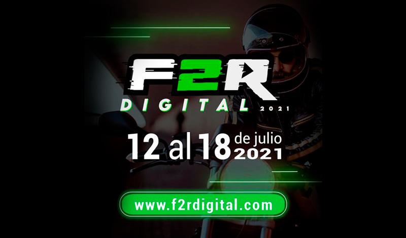 F2R Digital, la Feria virtual de la moto en 2021