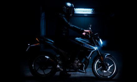 STORM 250 cc, la moto más tecnológica de VENTO