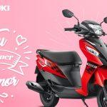 Suzuki Let´s 2021, la moto perfecta para moverte con libertad