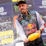 Cairoli regresa al podio en el MXGP de la Gran Bretaña