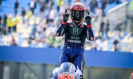 Fabio Quartararo, se lleva el GP Países Bajos 2021