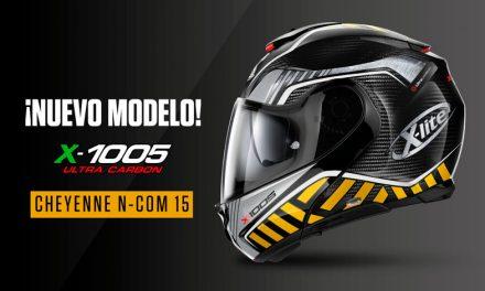 Nuevo casco Xlite 1005 Ultra Carbon en ACC DESA