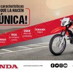 5 características que hacen única a la Honda XR190L