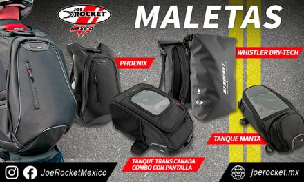 Maletas JOE ROCKET México