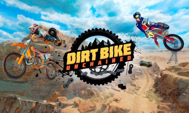 Participa en XTRME RACE, un torneo gratuito de Dirt Bike Unchained, y clasifica entre los 100 primeros puestos para recibir un premio