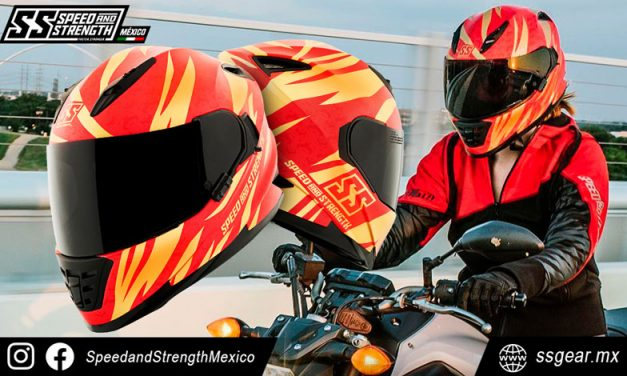 Casco SS1600 CAT OUT'A HELL 2.0™