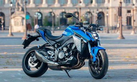 Suzuki GSX-S950 2021