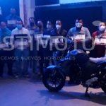El primer curso especializado en suspensiones delanteras de Dristimoto