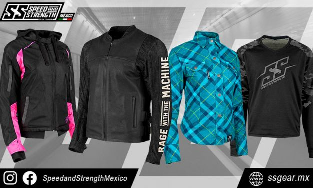Chamarras y Camisas Speed And Strength
