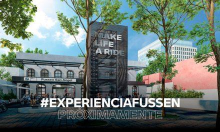 Primer Point of Experience de BMW Motorrad en CDMX
