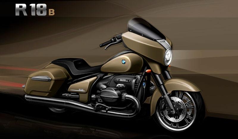 La nueva BMW R 18 Transcontinental y la nueva BMW R 18 B