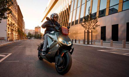Nuevo BMW CE 04