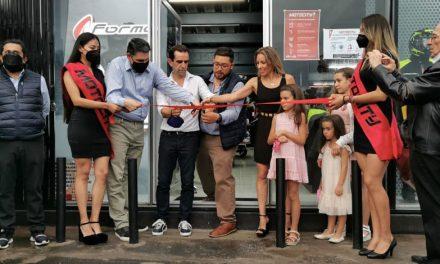 Gran apertura de MOTOCITY and Bike Puebla