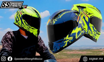 Casco Speed and Strenght