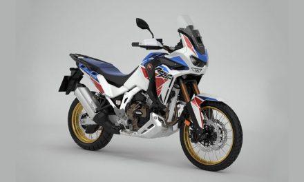 Nueva Honda Africa Twin 2022