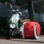 ARAS, sensor de aproximación del Grupo Piaggio