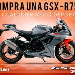 La motocicleta ideal para los que buscan adrenalina, SUZUKI GSX-R750 2021