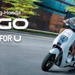 Honda y su primer scooter eléctrico: U-Go