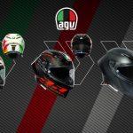 Cascos diseñados para MotoGP, a disposición de todos los pilotos