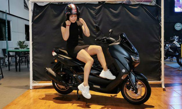 Lanzamiento de la Yamaha N MAX 2022