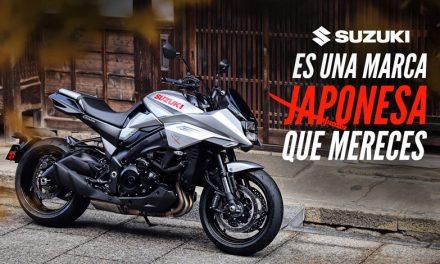 Una moto verdaderamente única