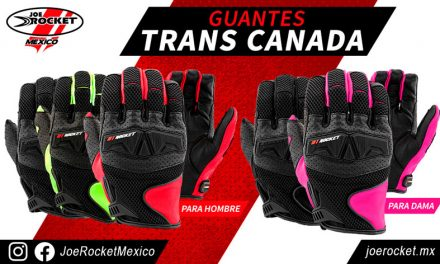 Guantes Trans Canadá de JOE ROCKET MEXICO