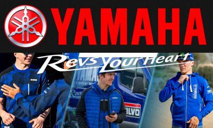 YAMAHA te invita a visitar su tienda on line donde encontrarás artículos para ti y tu moto.