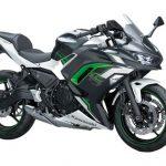 La Kawasaki Ninja 650 y su nuevo color