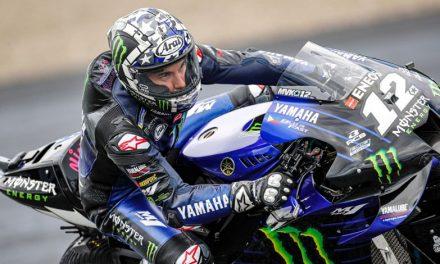 Maverick Viñales ficha por Aprilia para la próxima temporada de MotoGP