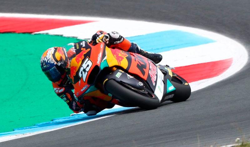 Raúl Fernández a MotoGP el próximo año