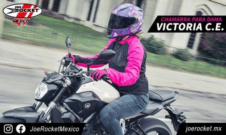 Victoria JOE ROCKET, la chamarra preferida de las mujeres