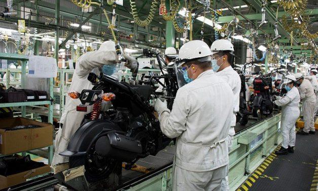 Honda tendrá un segundo turno para producción  de motocicletas por primera vez en México