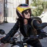 Para la mujeres amante de las motocicletas.