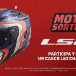 Rifa de casco LS2 Challenger