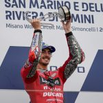 Bagnaia triunfa en el GP de San Marino y de la Riviera de Rimini con su segunda victoria consecutiva en MotoGP