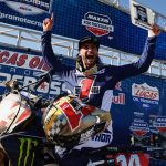 Dylan Ferrandis de Yamaha, el nuevo campeón de AMA Motocross 2021