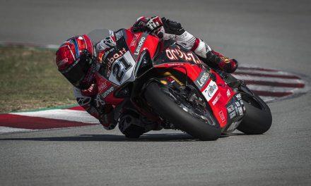 Michael Ruben Rinaldi se apodera del Campeonato Mundial de Superbikes de Cataluña