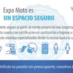 Expo Moto, un evento con la seguridad que te mereces