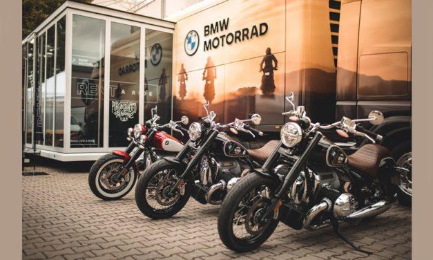 Regresan los BMW Motorrad Days