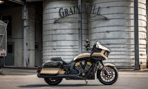 Indian Motorcycle, Jack Daniel's® y Klock Werks® Kustom Cycles celebran la artesanía estadounidense con una motocicleta edición limitada